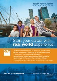 Start your career with real world experience