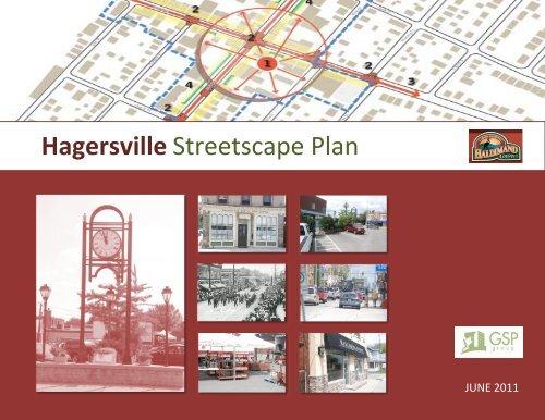 Hagersville Streetscape Plan