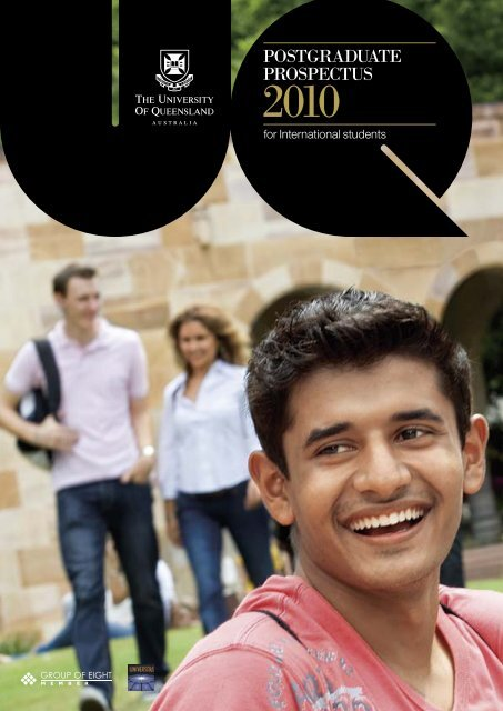 POSTGRADUATE PROSPECTUS - Study Brisbane