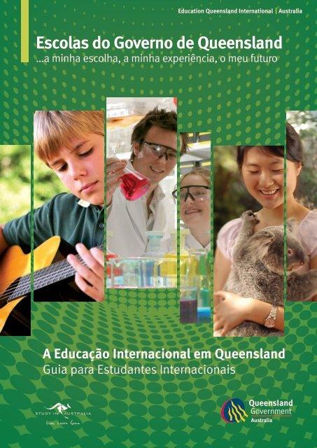 Escolas do Governo de Queensland