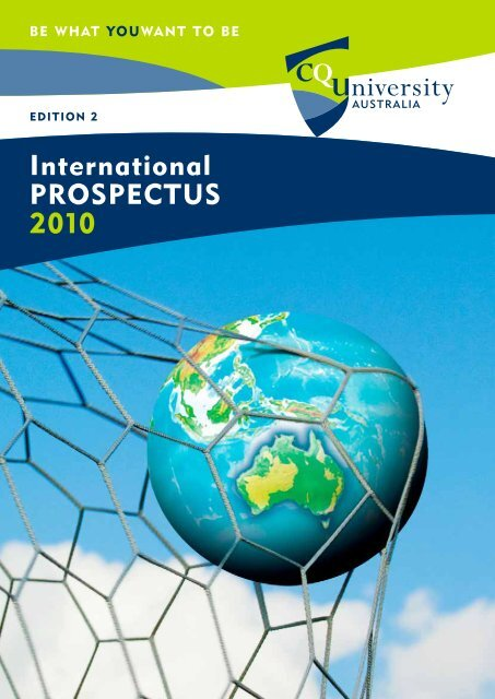 International PROSPECTUS 2010