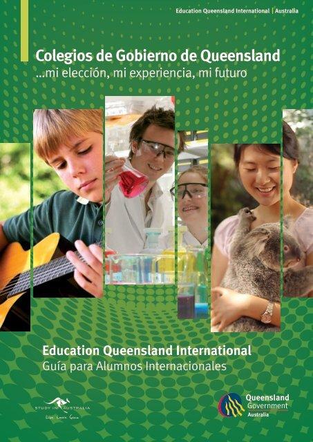 Colegios de Gobierno de Queensland