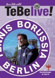 77 Brandenburg Sued - Tennis Borussia Berlin