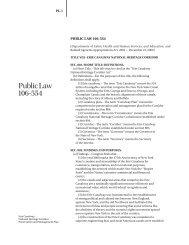 Public Law 106-554