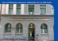 Unsere Leistungen - Mathilde-Zimmer-Stiftung e.V.