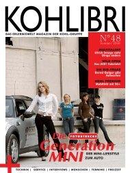 Generation MINI - Kohl