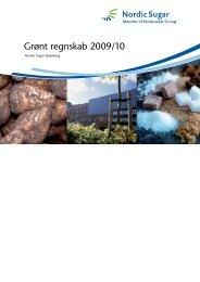Grønt regnskab 2009/10