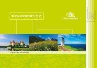 Thon Busreisen 2013 - Thon Reisen