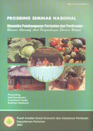 Dinamika Pembangunan Pertanian dan Perdesaan.pdf
