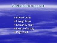Közlekedők csoportja