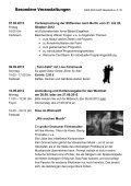 Besondere Veranstaltungen - Page 4
