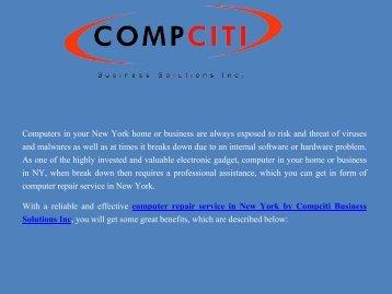 Professional Computer Repair Service in New York.pdf