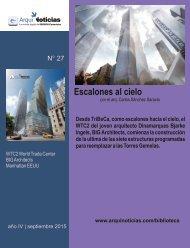 e-An N° 26 nota N° 2  Escalones al cielo por el arq. Carlos Sánchez Saravia.pdf