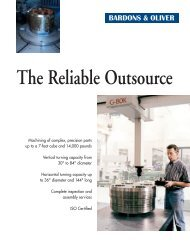 The Reliable Outsource