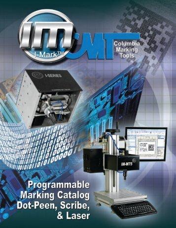 Catalog - I-Mark Marking Machines