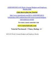 ASHFORD BUS 630 Week 4 Journal Budgets and Employee Morale (Old).pdf