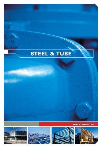 STEEL & TUBE