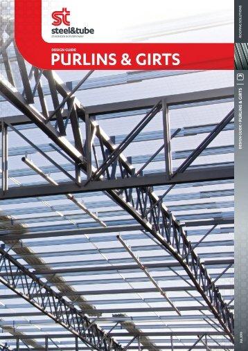 PURLINS & GIRTS