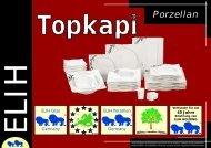 Topkapi Katalog Porzellan - ELIH International