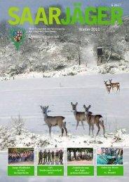 Winter 2011 - Vereinigung der Jäger des Saarlandes