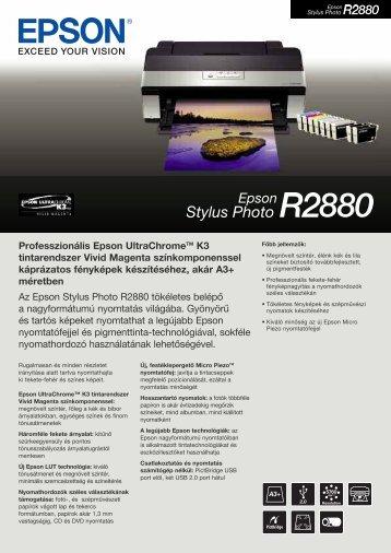 Stylus Photo R2880