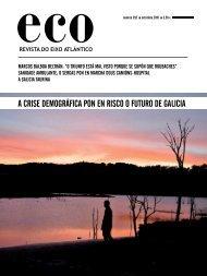 A crise demográfica pon en risco o futuro de Galicia