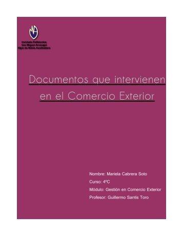 Documentos Comercio Exterior.pdf