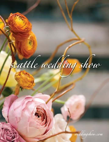 seattle wedding show