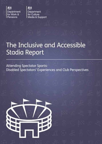 The Inclusive and Accessible Stadia Report