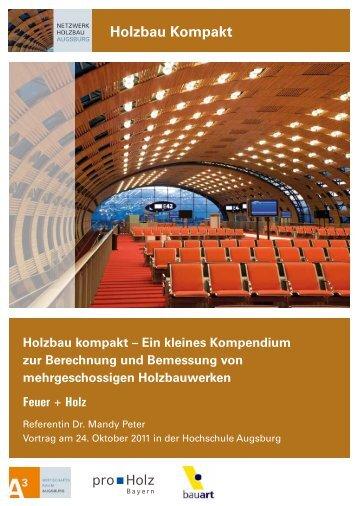 pro Holz - Netzwerk Holzbau