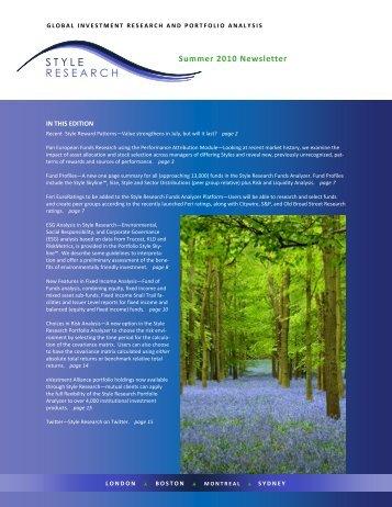Skyline interpretation benefits facilities environment calculation