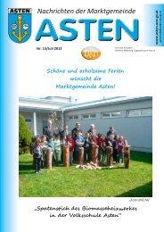 (8,37 MB) - .PDF - Gemeinde Asten
