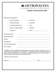 CONSENT AND RELEASE FORM