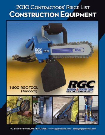2010 RGC Catalog (PDF)