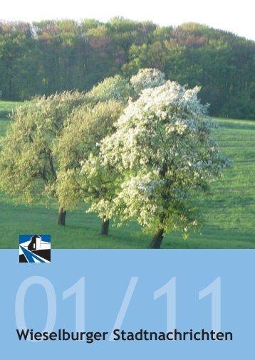 Wieselburger Stadtnachrichten 01/11