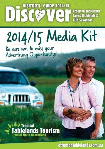 2014/15 Media Kit