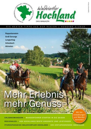 (6,74 MB) - .PDF - Waldviertler Hochland
