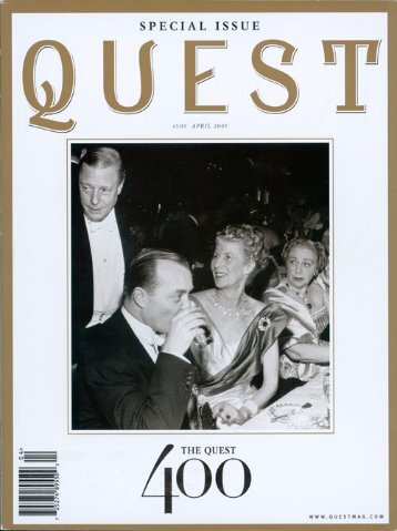 "Once upon a Time (Slim Aarons),"" Quest Magazine ... - Getty Images"