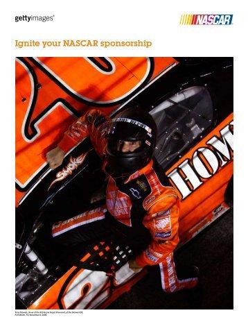 Ignite your NASCAR sponsorship