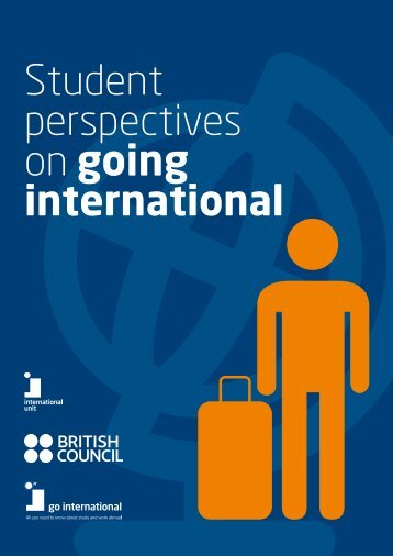 Student perspectives on going international