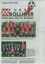Junioren A - FC Bolligen