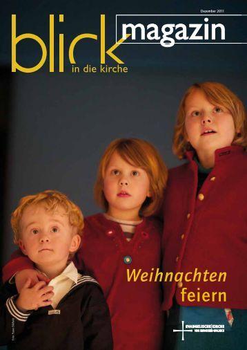 feiern - Evangelische Kirche von Kurhessen-Waldeck