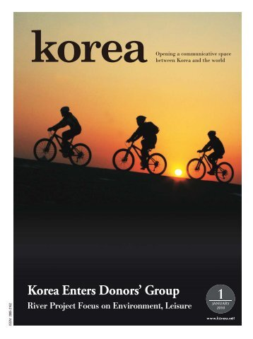 Korea Enters Donors' Group