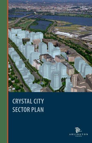 Crystal City sector plan