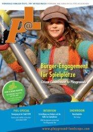 Bürger-Engagement - Playground@Landscape
