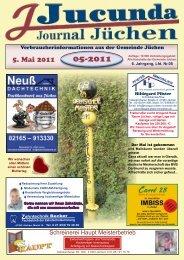 zum Schützenfest in Garzweiler vom 6. - 9. Mai 2011 - Jucunda