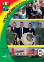 Baubeginn des Feuerwehrhauses Gramastetten, Seite 3