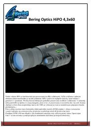 Bering Optics HiPO 4,3x60
