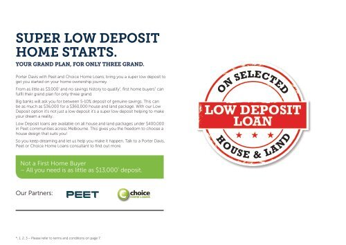 SELECTED LOW LOW
