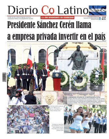 Edición 15 de Septiembre de 2015